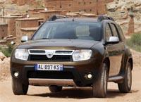 Dacia Duster, um todo-o-terreno robusto