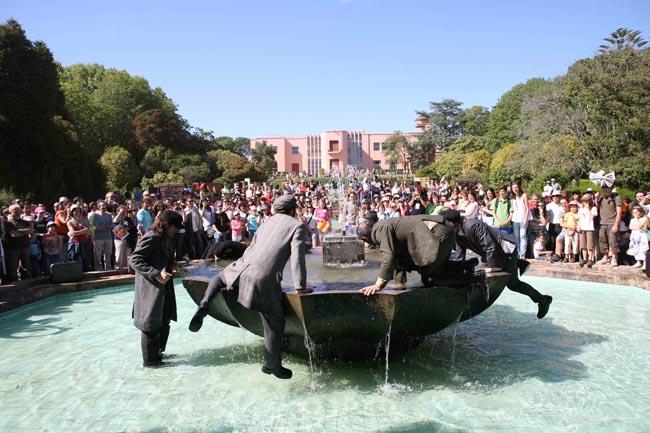 Festa em Serralves