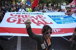 CGTP está a discutir greve geral para março