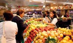 Governo quer taxa de segurança alimentar para os supermercados