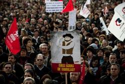 CGTP reclama maior manifestação em 30 anos