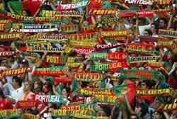"""Portugal subiu cinco lugares no """"ranking"""" da FIFA"""