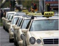 Taxistas ameaçam fazer uma paralisação nacional
