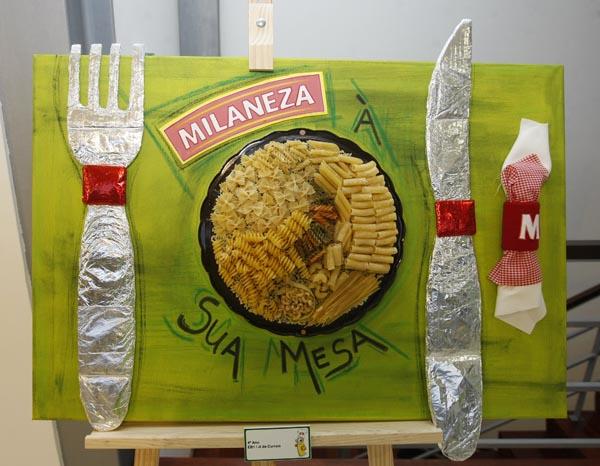 """""""Arte com Massa"""" em exposição na Junta de Vermoin"""