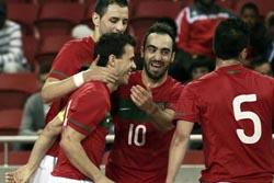 Futsal: Portugal assegura presença no Mundial 2012
