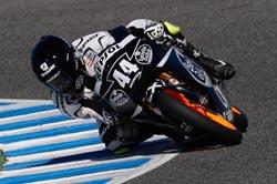 Moto3: Miguel Oliveira em 5.º lugar no Qatar