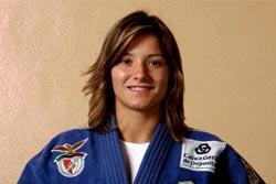 Telma Monteiro sagrou-se campeã europeia de judo