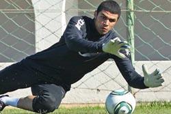 Guarda-redes Fabiano no FC Porto até 2016