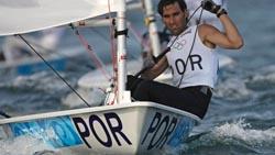 Jogos Olímpicos: Gustavo Lima apurou Portugal na classe Laser Standard