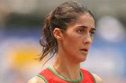 Sara Moreira conquistou bronze nos Europeus de Atletismo