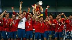 Espanha faz história ao vencer o Euro 2012