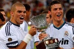 Mourinho vence Supertaça espanhola