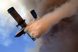 Portugal aguarda auxílio europeu no combate aos incêndios