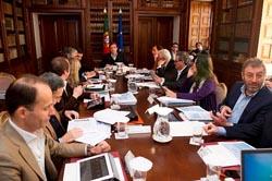 Nova avaliação às fundações feita em 2014