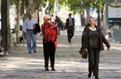 Pensionistas só recebem duodécimos em fevereiro