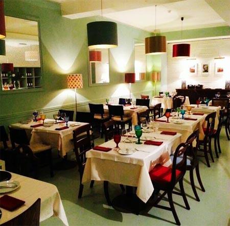 Restaurante Terrasse