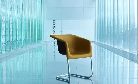 Cadeira Adagio para a Casa da Música