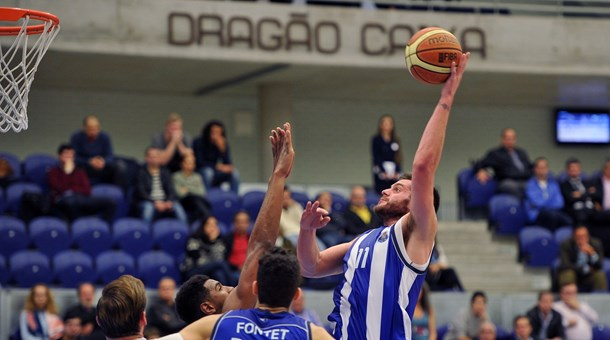 Passatempo Basquetebol: FC Porto - Illiabum