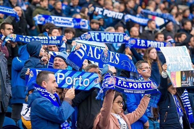 Passatempo FC Porto vs FC Famalicão