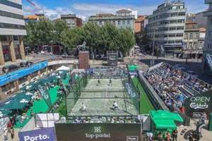 Maior torneio de padel do país regressa à baixa do Porto