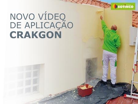 Crakgon - Tela reforçadora de pintura (exterior e interior)