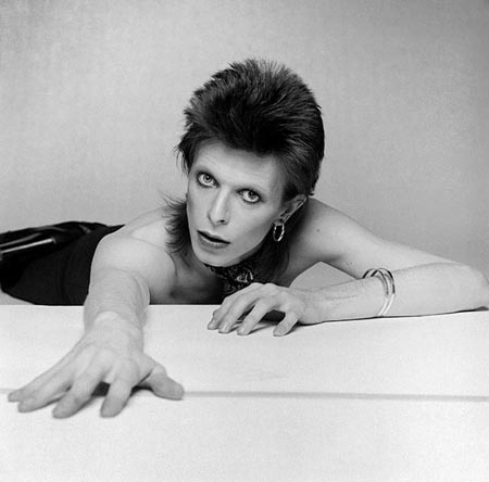 Iconic Bowie