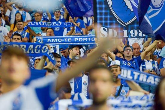 FC Porto vs Belenenses: Passatempo de Futebol