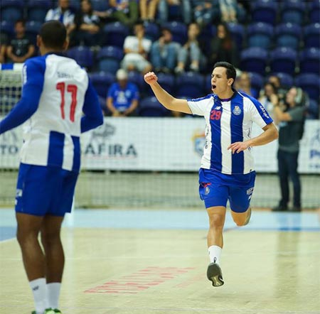 FC Porto Sofarma - CF Os Belenenses: Passatempo Andebol
