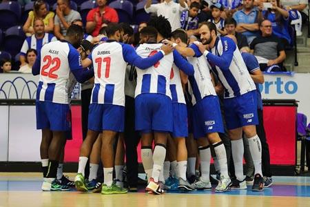 FC Porto Sofarma – AA Avanca: Passatempo Andebol