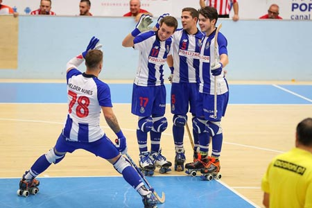 FC Porto Fidelidade - AD Valongo: Passatempo Hóquei em Patins