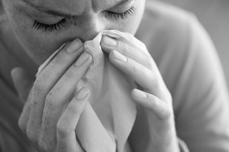 Gripes e constipações não são a mesma coisa. Aprenda a distingui-las