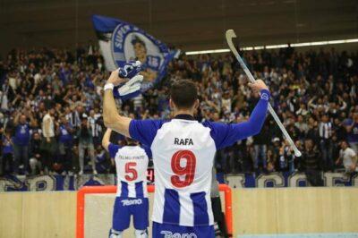 FC Porto Fidelidade - HC Forte Dei Marmi: Passatempo Hóquei em Patins