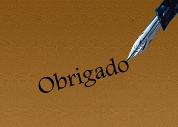 Língua Portuguesa: a origem da palavra «Obrigado»