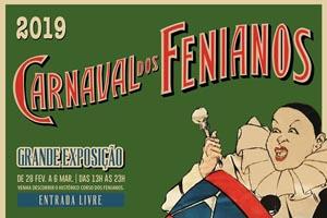 Clube Fenianos Portuenses quer recriar corso carnavalesco de 1905