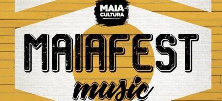 MaiaFest Music com cartaz de luxo