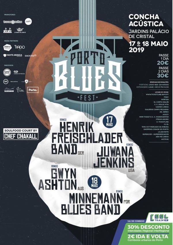 Porto Blues Fest 2019