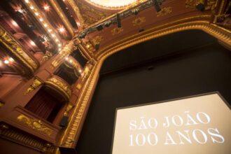 """Teatro Nacional São João """"levanta o véu"""" da programação do centenário"""
