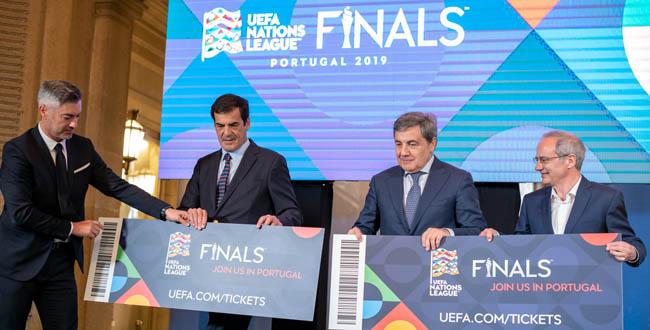 """Porto está preparado para receber a """"final four"""" da Liga das Nações, assegura Rui Moreira"""