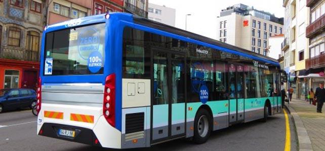 STCP vai adquirir 81 novos autocarros a gás natural