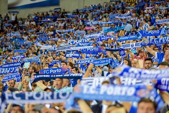 Bilhetes para o FC Porto-Sporting já estão à venda