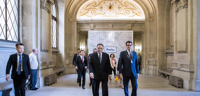 Porto e Macau assinam memorando de entendimento