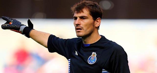 Pinto da Costa quer Iker Casillas na estrutura do FC Porto