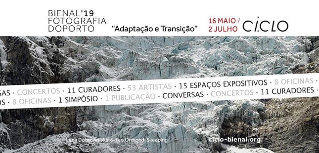 Primeira Ci.CLO Bienal Fotografia do Porto sob o tema