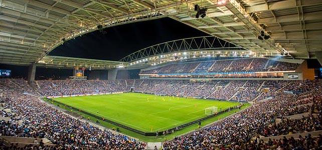 Vendidos 44 mil bilhetes para o FC Porto-Krasnodar
