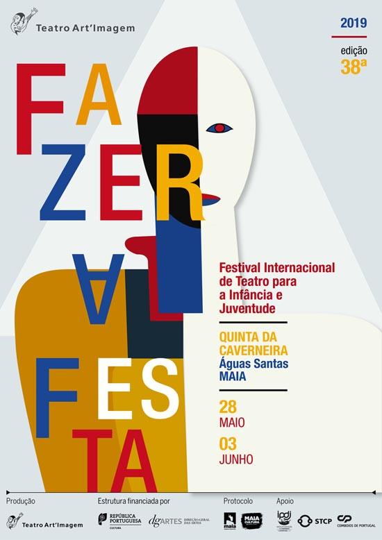 38º Fazer a Festa – Festival Internacional de Teatro