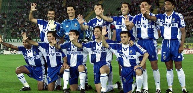 FC Porto recorda o único