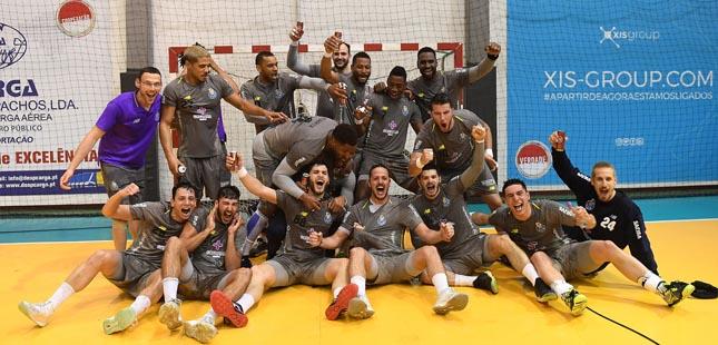 Andebol: FC Porto sagra-se campeão nacional