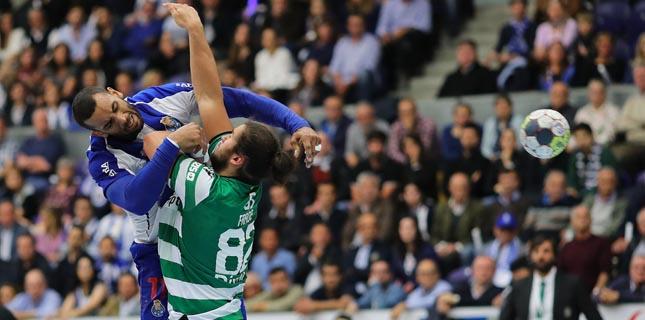 Andebol: FC Porto vence Sporting e dá passo importante rumo ao título