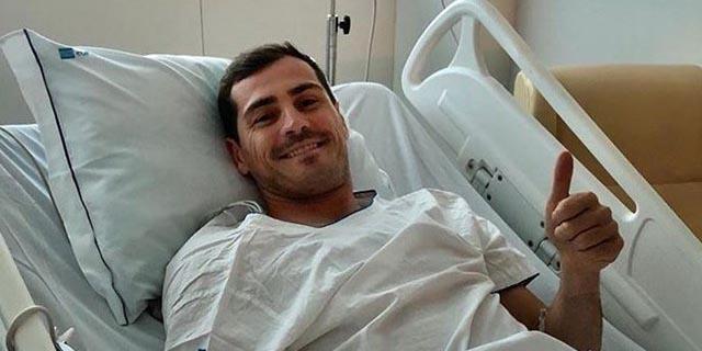 Juan António Corbalán antecipa fim da carreira de Casillas