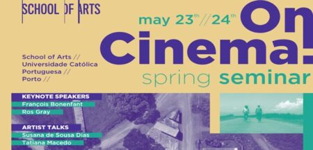 Escola das Artes do Porto promove reflexão sobre tendências cinematográficas